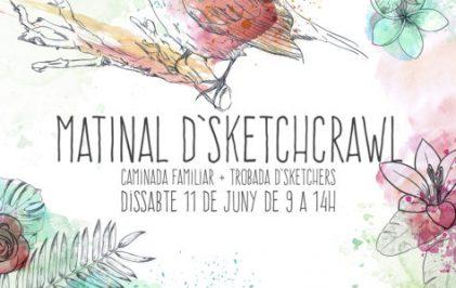 MATINAL D'SKETCHCRAWL