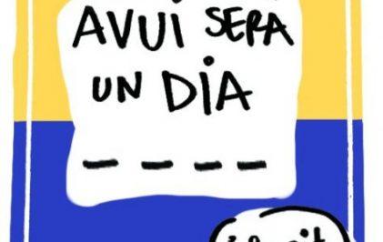 """""""El teu dia"""", Maria Saladich"""